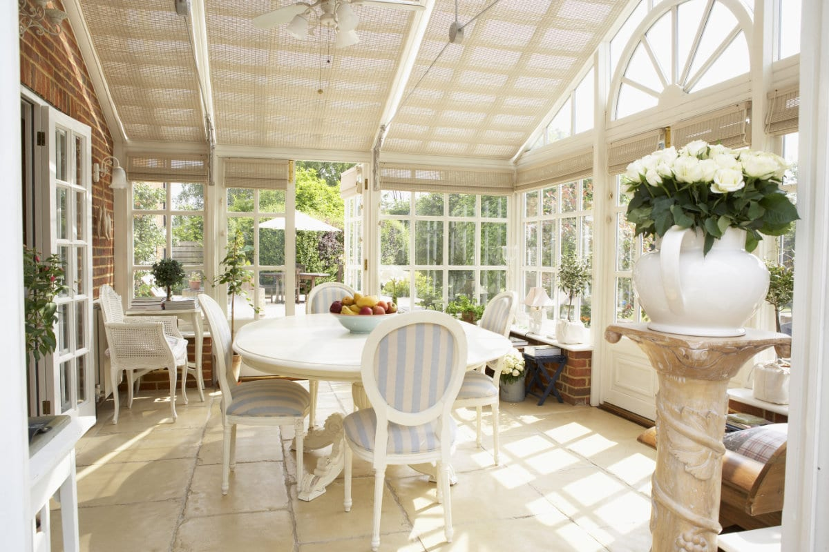 verandazonwering zonnewering